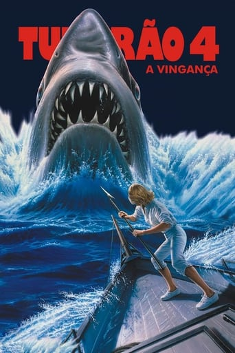 Tubarão IV - A Vingança