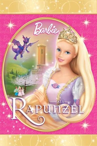 Barbie als Rapunzel