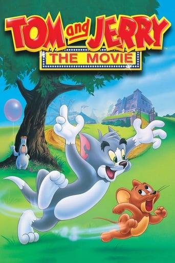 Tom & Jerry setter byen på hodet