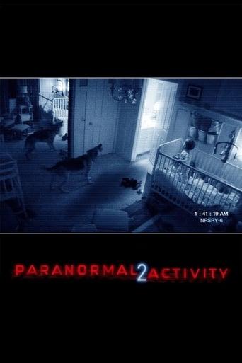 Паранормална активност 2