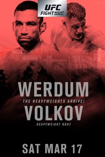UFC Fight Night 127: Werdum vs. Volkov