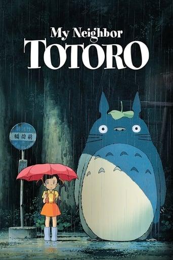 My Neighbor Totoro Movie Free 4K