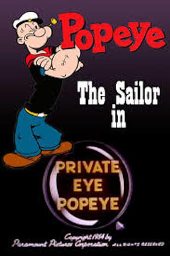 Private Eye Popeye