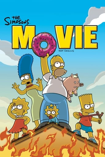 The Simpsons Movie Movie Free 4K