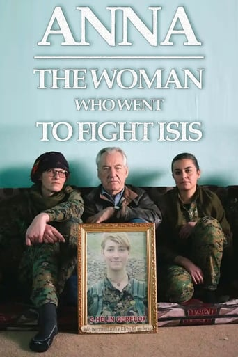 Anna: The Woman Who Went to Fight ISIS