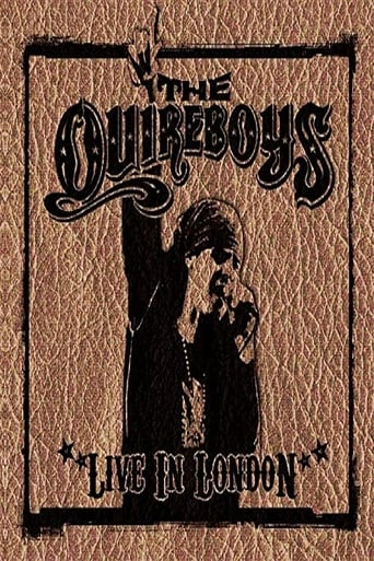 The Quireboys:  Live In London
