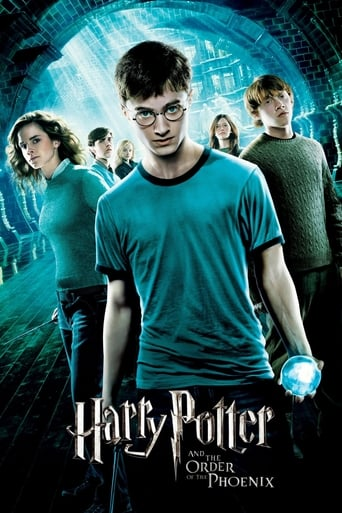 Harry Potter and the Order of the Phoenix Movie Free 4K
