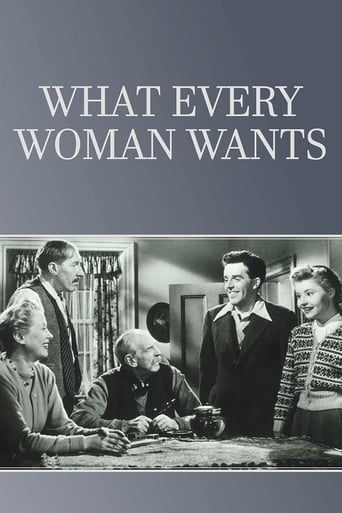 What Every Woman Wants