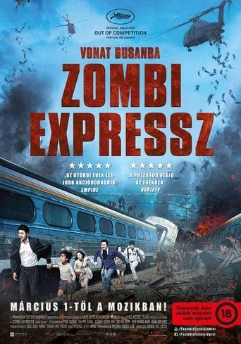 Vonat Busanba - Zombi expressz