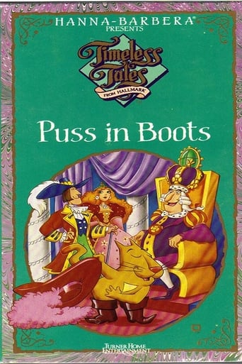 Timeless Tales: Puss in Boots
