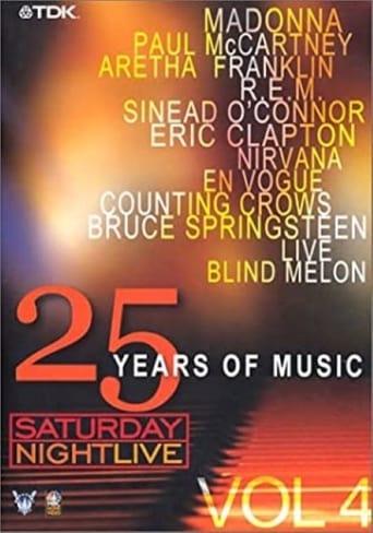 SNL: 25 Years of Music Volume 4