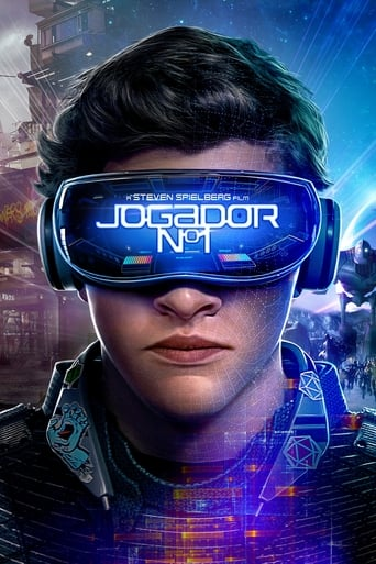 Ready Player One - Jogador 1