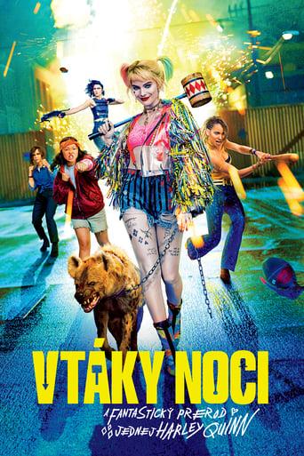 Watch Vtáky noci a fantastický prerod jednej Harley Quinn Full Movie Online Free HD 4K