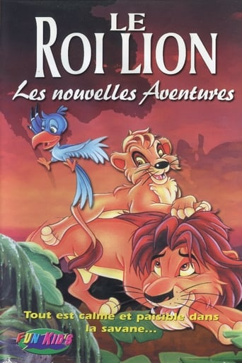 Le Roi Lion - Les nouvelles Aventures