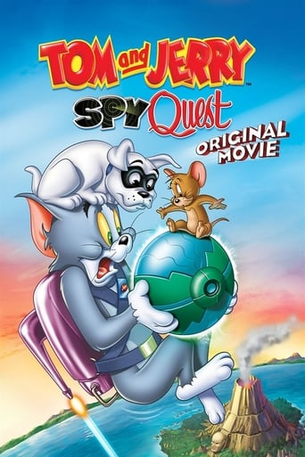 Watch Tom and Jerry: Spy Quest Online
