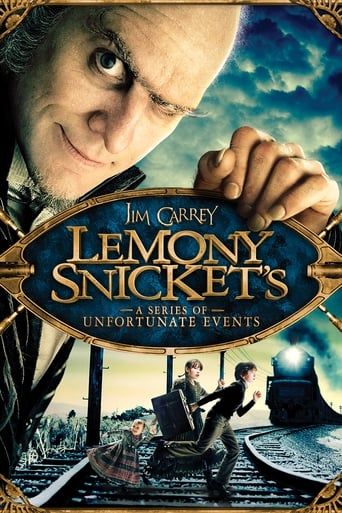 Watch Lemony Snicket's A Series of Unfortunate Events Online