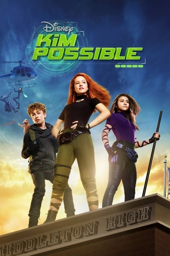 Watch Kim PossibleFull Movie Free 4K
