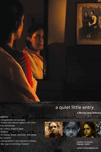 A Quiet Little Entry