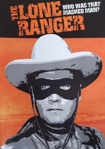 The Lone Ranger: Who Was That Masked Man