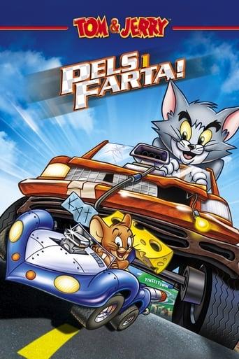 Tom & Jerry Pels i farta!