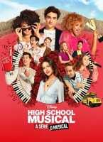 High School Musical: A Série: O Musical 2ª Temporada Torrent (2021) Dual Áudio - Download 720p | 1080p