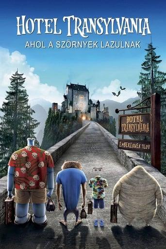 Hotel Transylvania - Ahol a szörnyek lazulnak