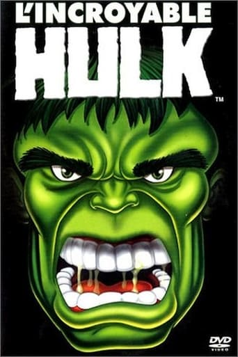 Hulk - Animated Movie