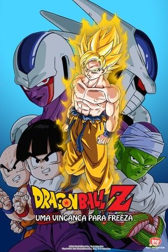 Dragon Ball Z: Os Grandes Rivais