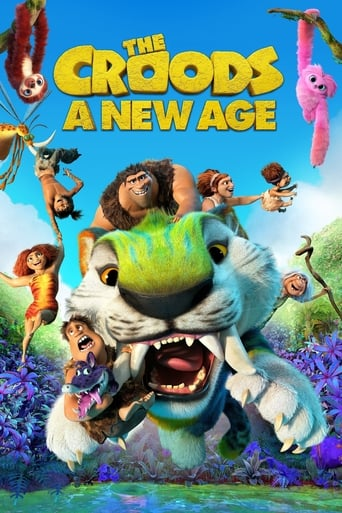 Watch The Croods: A New AgeFull Movie Free 4K