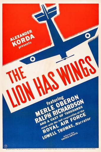 Watch The Lion Has Wings Online
