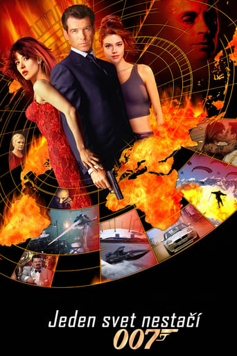 James Bond: Jeden svet nestačí