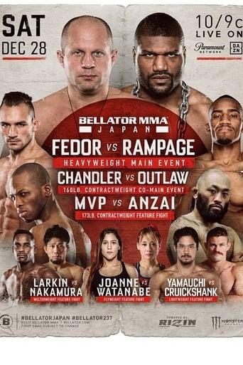 Bellator 237 - Fedor vs. Rampage