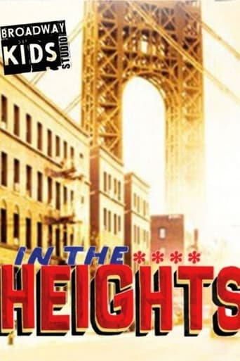 In the Heights: Cast A