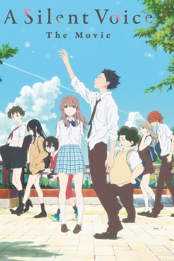 A Silent Voice: The Movie Movie Free 4K