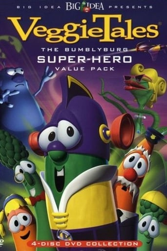 VeggieTales: The Bumblyburg Super-Hero Value Pack