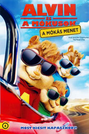 Alvin és a mókusok: A mókás menet