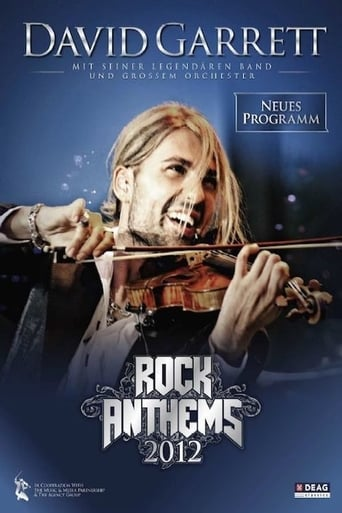 David Garrett : Rock Symphonies