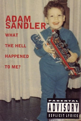 Adam Sandler: What the Hell Happened to Me?