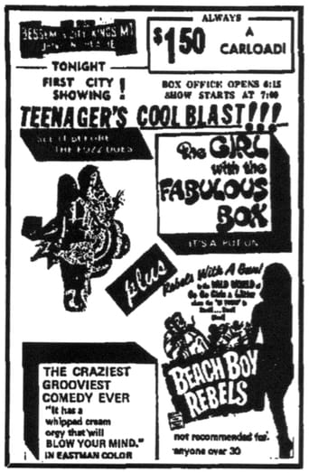 The Girl with the Fabulous Box
