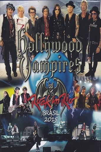 Hollywood Vampires: Rock in Rio 2015