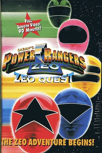 Power Rangers Zeo: Zeo Quest