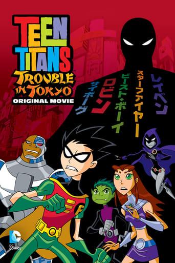 Tini Titánok: Gubanc Tokióban