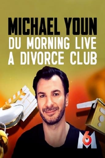 Michael Youn Du Morning Live à Divorce Club
