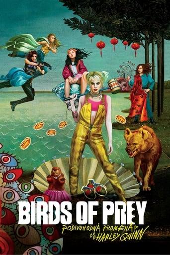 Watch Birds of Prey (Podivuhodná proměna Harley Quinn) Full Movie Online Free HD 4K