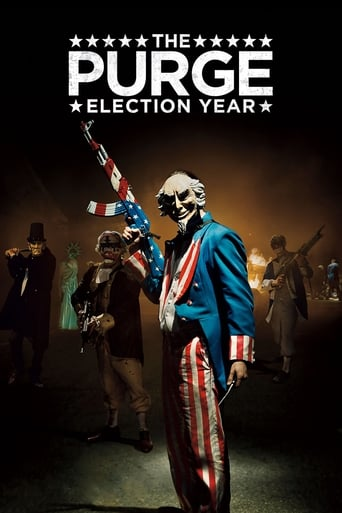 The Purge: Election Year Movie Free 4K