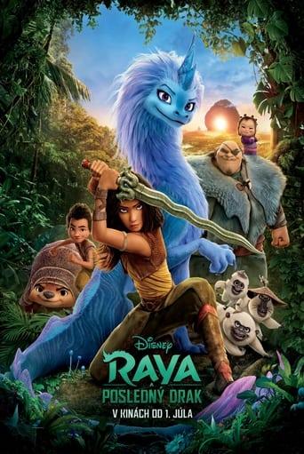 Raya a posledný drak