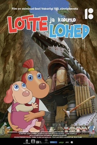 Lotte and the Lost Dragons