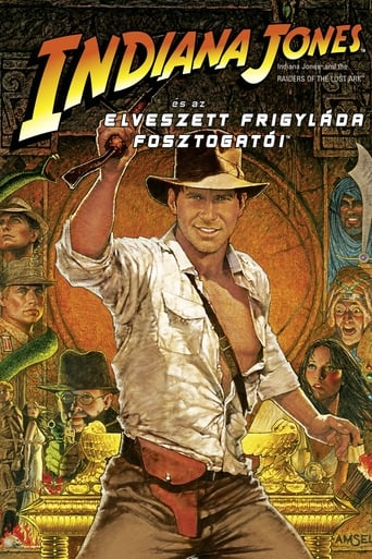 Indiana Jones - Az elveszett frigyláda fosztogatói