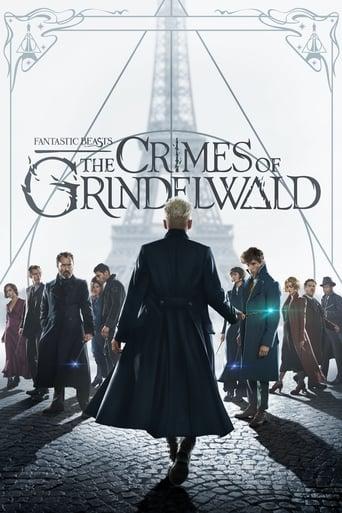Hewan Fantastis: Kejahatan Grindelwald