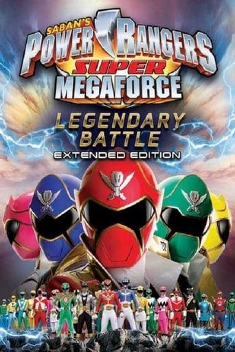 Power Rangers Super Megaforce: The Legendary Battle